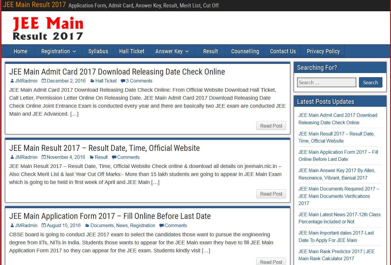 Wordpress Blog Developer india