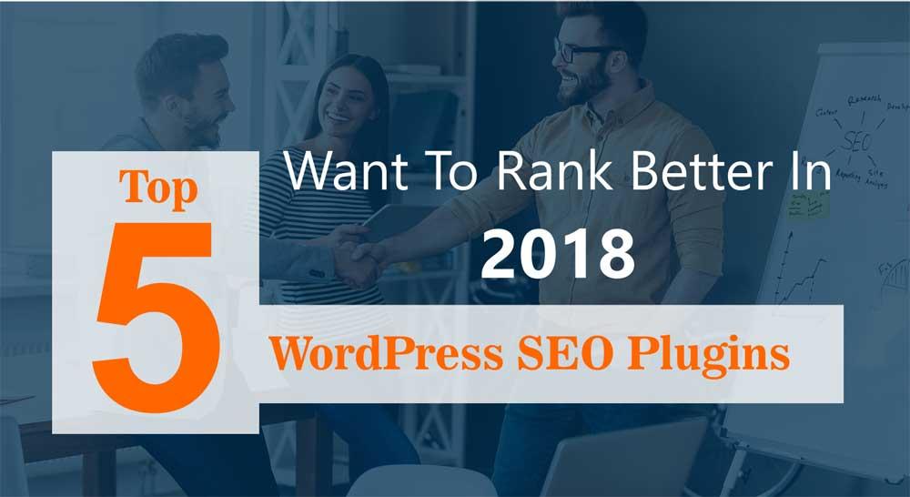 Top 5 WordPress SEO Plugins