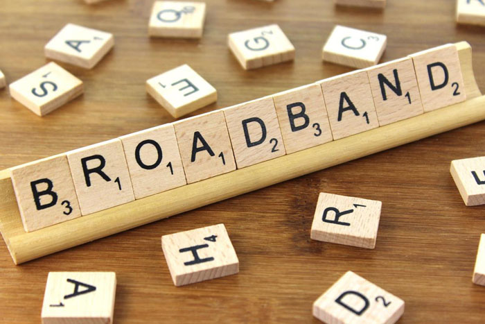 Top Broadband networks in India