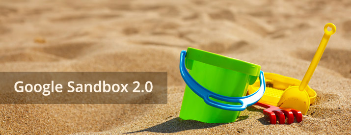 """The """"Google Sandbox Theory"""" - Is Your Website Stuck?"""
